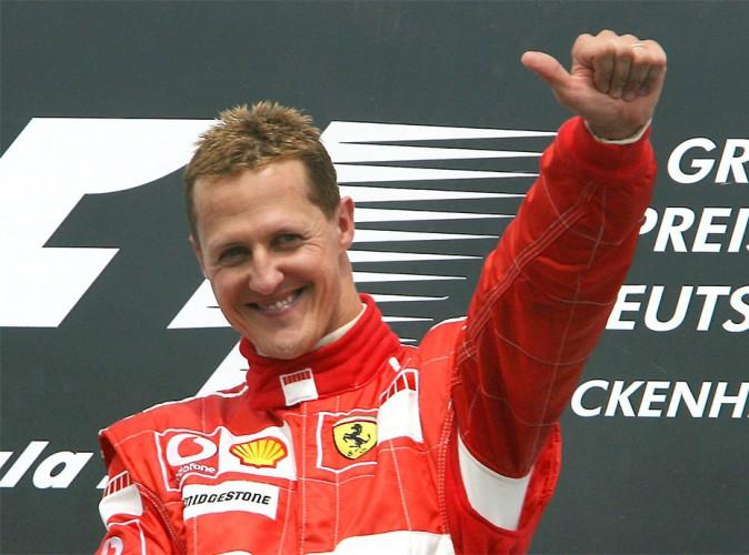 """Michael Schumacher : """"Il pleure quand il entend ses enfants !"""""""