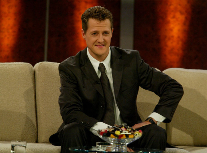 Michael Schumacher : sa première F1 est mise en vente