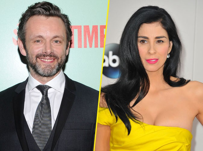 Michael Sheen : l'ex de Rachel McAdams et Kate Beckinsale, désormais en couple avec Sarah Silverman !