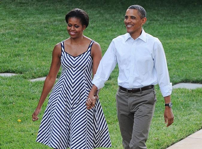 Michelle et Barack Obama : ils n'auront pas d'autres enfants !