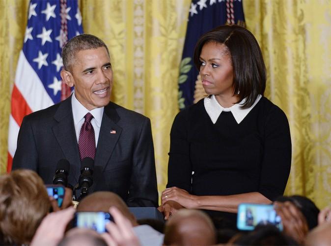 Michelle Obama comparée à un singe, l'animateur renvoyé !