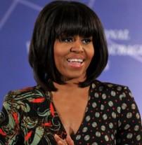 Michelle Obama : elle a d?j? book? Beyonc? et Adele pour ses 50 ans !