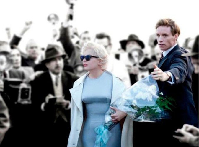 Michelle Williams : découcrez-la sur l'affiche officielle du biopic sur Marilyn Monroe !