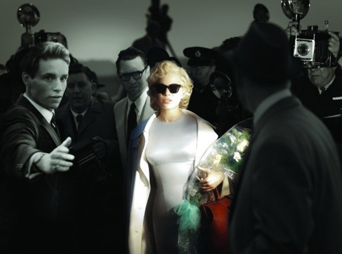 Michelle Williams fascinante dans la peau de Marilyn Monroe !