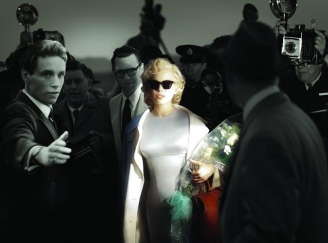 Michelle Williams fascinante dans la peau de Marilyn Monroe !