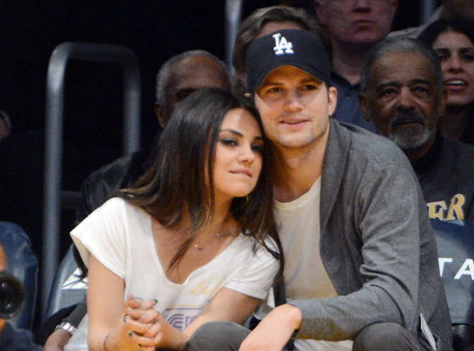 Mila Kunis & Ashton Kutcher : c'est un garçon !