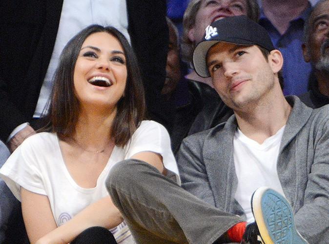 Mila Kunis : elle veut une grande famille avec Ashton Kutcher !