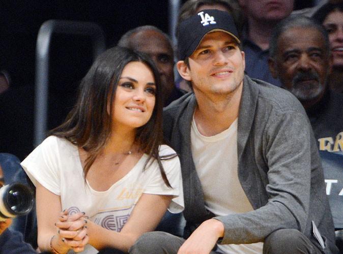 Mila Kunis et Ashton Kutcher : le couple star s'est fiancé !