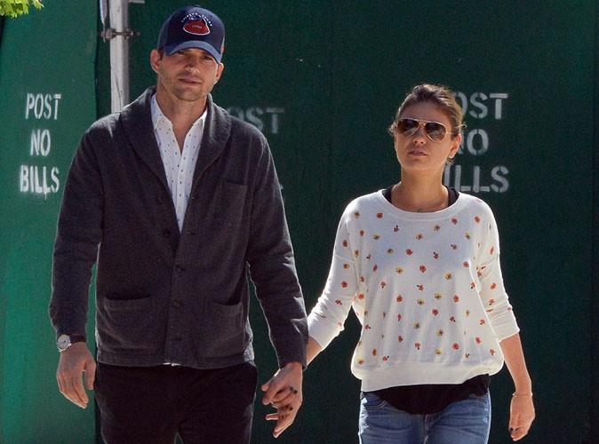 Mila Kunis et Ashton Kutcher : leur mariage, ce n'est pas pour tout de suite !