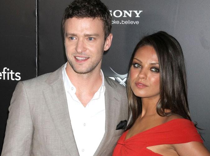 """Mila Kunis et Justin Timberlake """"n'ont jamais échangé de textos ou mails inappropriés"""" ..."""
