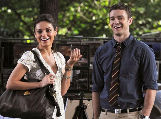 """Mila Kunis """"n'a rien à voir avec la rupture de Justin Timberlake et Jessica Biel"""" !"""