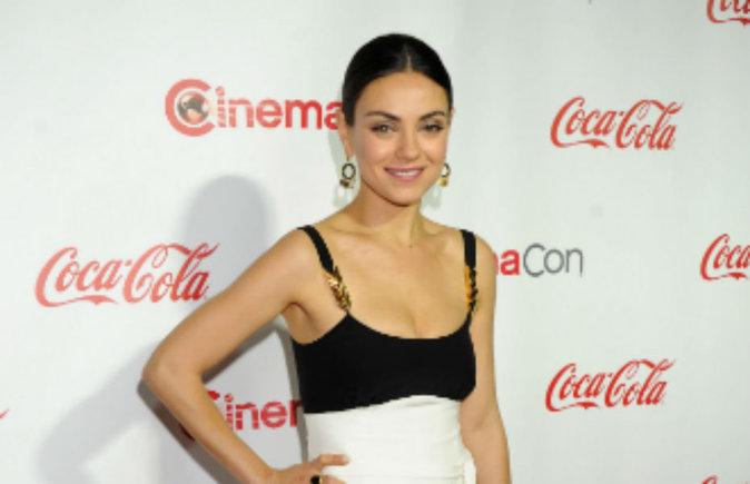 Mila Kunis : overbookée, elle oublie carrément qu'elle est enceinte !