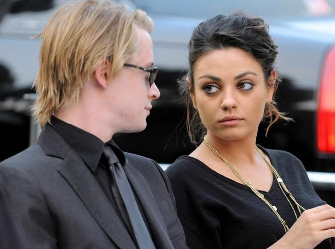 Mila Kunis séparée de Macaulay Culkin !