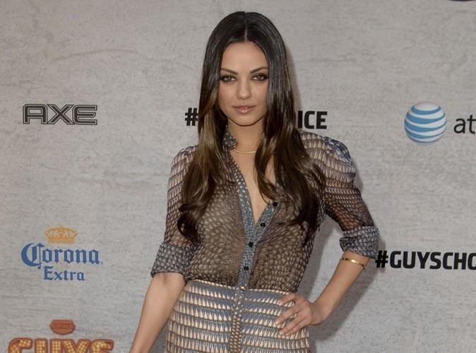 """Mila Kunis : """" Tout le monde peut maigrir """" !"""