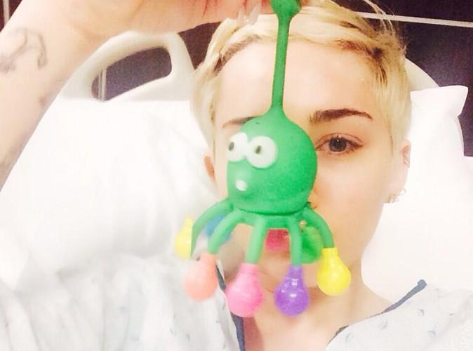 """Miley Cyrus : après une """"grave réaction allergique"""", la chanteuse a été hospitalisée d'urgence !"""