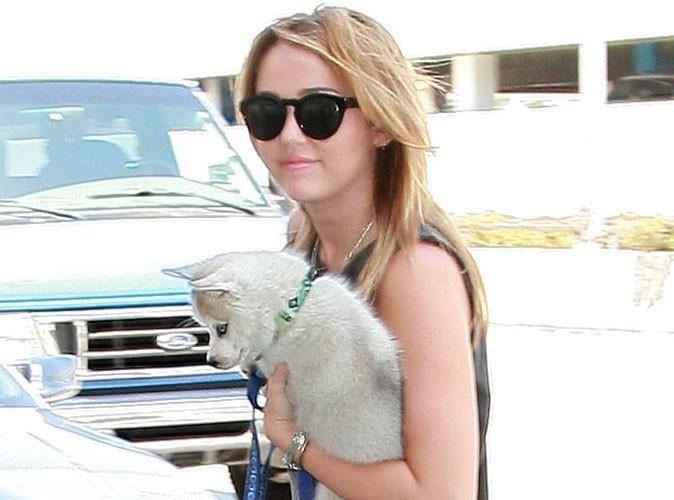 Miley Cyrus : bientôt tata ?
