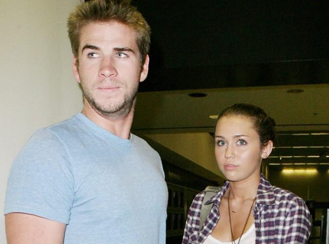 """Miley Cyrus de nouveau """"in love"""" de Liam Hemsworth ?!"""
