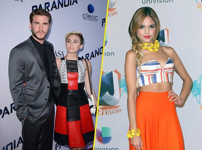 Miley Cyrus : elle vit mal la relation de Liam Hemsworth avec Eiza Gonzalez !