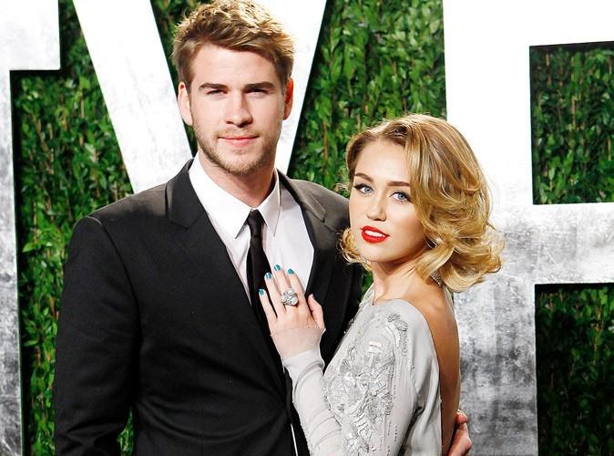 Miley Cyrus et Liam Hemsworth : la première photo du couple en cinq mois !