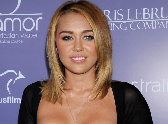Miley Cyrus : les unités spéciales de la police ont débarqué chez elle !