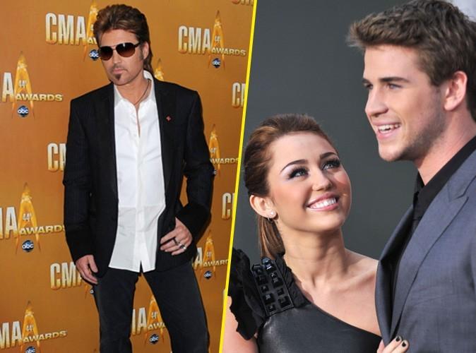 Miley Cyrus : son père heureux qu'elle soit à nouveau Liam Hemsworth !