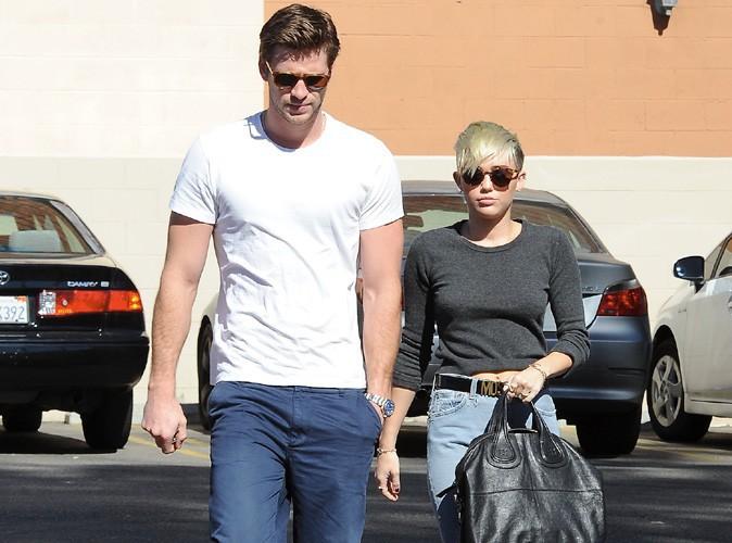 Miley Cyrus : surprise, elle a rejoint Liam Hemsworth au Canada !