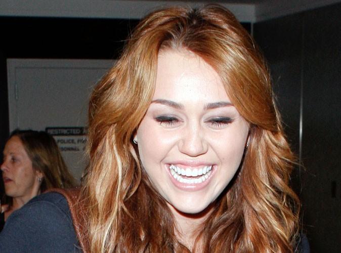 Miley Cyrus, tout est enfin rentré dans l'ordre pour sa famille !