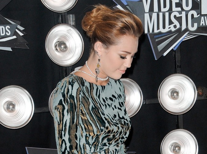 Miley Cyrus : une photo sexy fait surface…