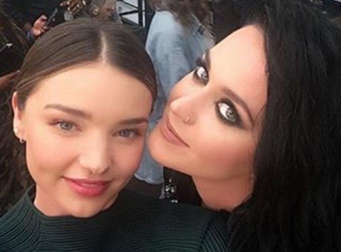 Miranda Kerr et Katy Perry : un selfie plus tard et elles étaient BFF !