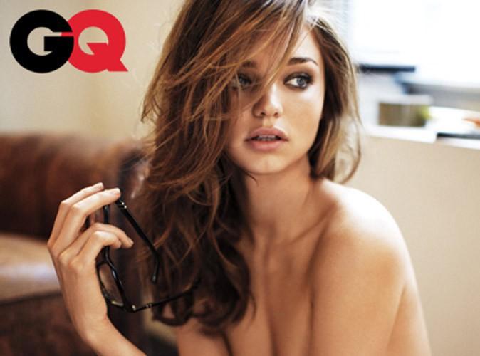 """Miranda Kerr : nue pour un nouveau shooting, elle avoue : """"J'aime les hommes et les femmes"""" !"""