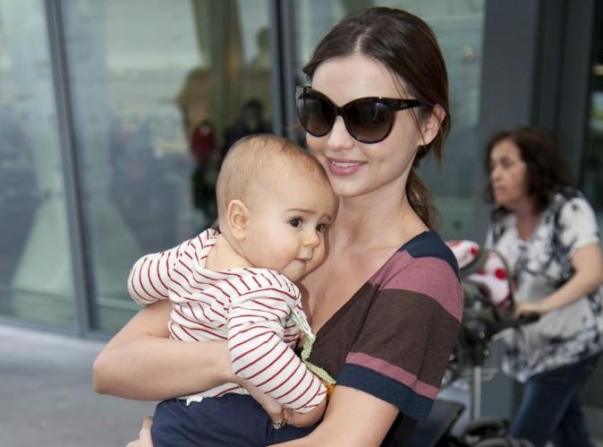 Miranda Kerr : pour ses un an, le fils du top model a eu le droit à sa première surprise-party !