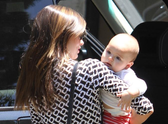 Miranda Kerr : quand bébé Flynn est de sortie... elle devient invisible !