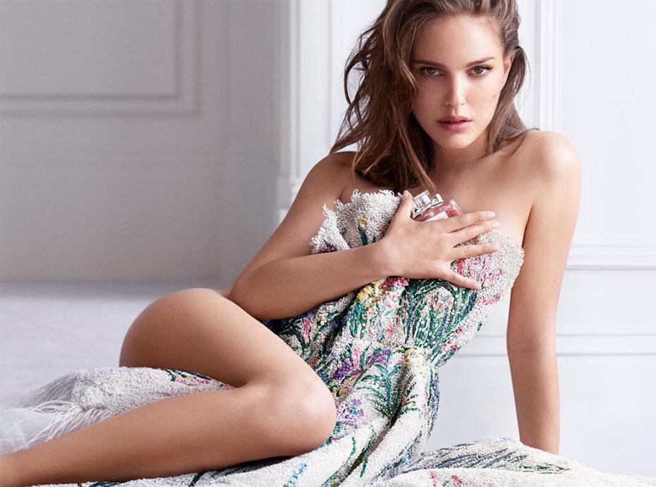 Miss Dior Eau de Parfum : Natalie Portman joue les amoureuses déjantées dans la nouvelle pub