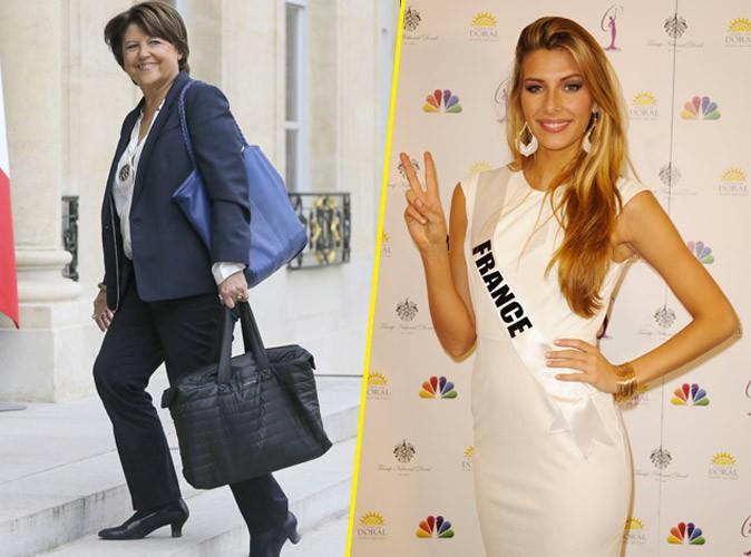 Miss France : finalement, Martine Aubry est pour !
