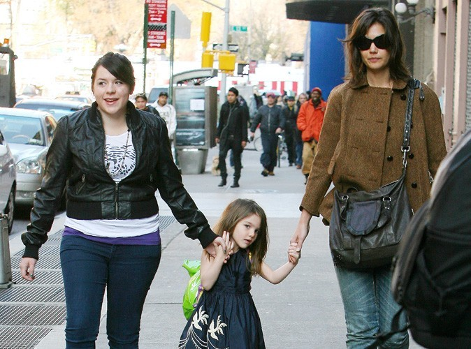Mode : Katie Holmes : après son mari elle vire sa belle-fille !