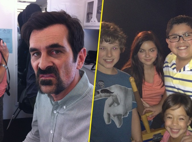 Modern Family : après une interruption des tournages, les acteurs sont de retour au boulot !