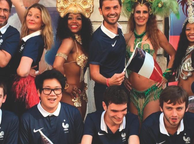 """Mondial 2014 : découvrez l'hymne de la team Virgin Tonic baptisée """"Toucher la Copa"""" !"""