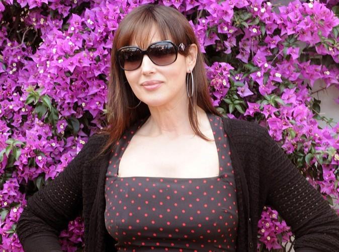 """Monica Bellucci : """"Je ne crois pas qu'être un peu ronde soit un drame"""""""