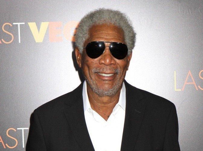 Morgan Freeman : grosse frayeur à bord de son jet privé !