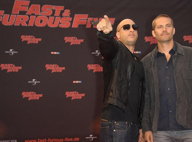 Mort de Paul Walker : Vin Diesel se dit toujours inconsolable sur Facebook !