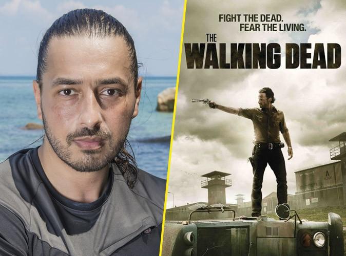 """Moundir dans The Walking Dead : """"cela n'a pas plu"""" !"""