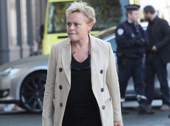 Muriel Robin ne votera pas aux prochaines élections