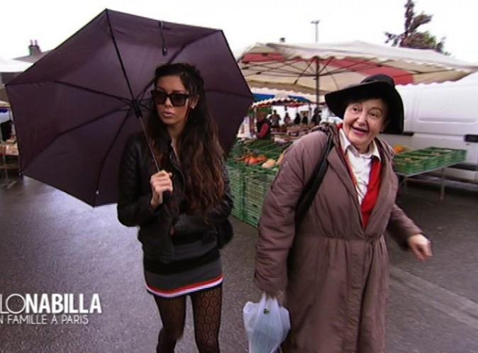 """Nabilla : """"elle n'a plus affaire à un ami mais à un ennemi"""", sa grand-mère raconte leur entrevue !"""