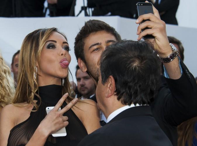 Nabilla interdite de selfies au Festival de Cannes !