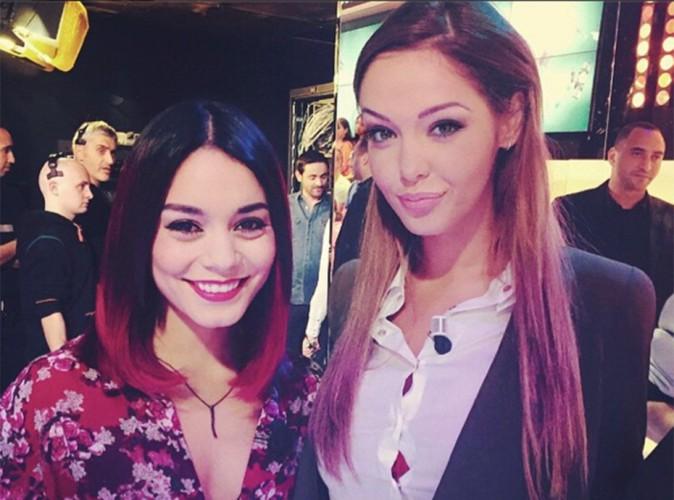 Nabilla : nouvelle bourde et admiration totale devant Vanessa Hudgens !