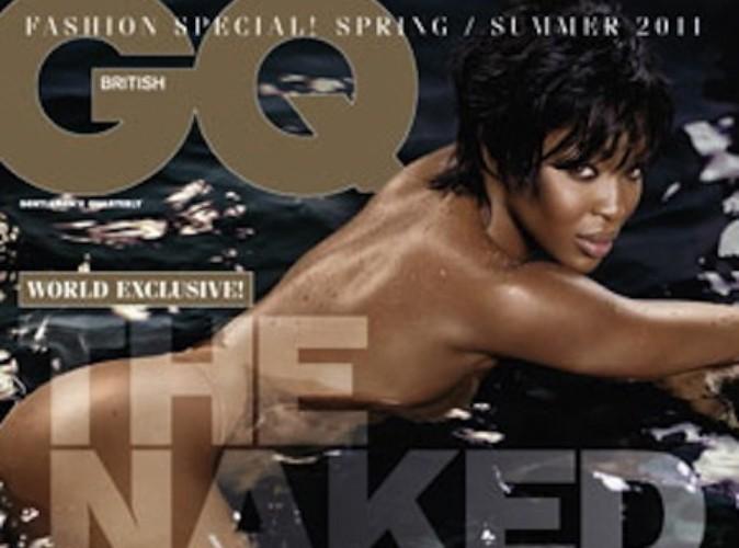 Naomi Campbell : la panthère se met à nu ! Oh !