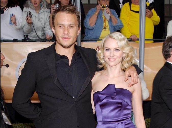 """Naomi Watts : elle se confie sur sa """"belle"""" romance avec Heath Ledger !"""