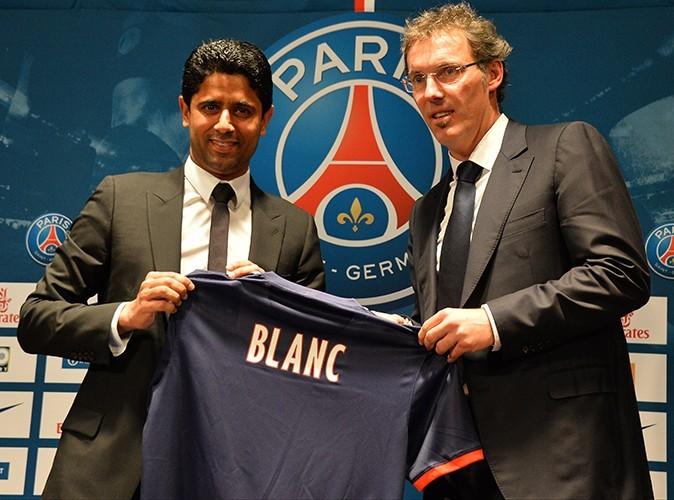 """Nasser Al-Khelaifi : """"Laurent Blanc va faire du très bon travail !"""""""