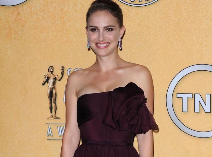 Natalie Portman : après avoir bien pouponné, l'actrice signe enfin pour deux films !