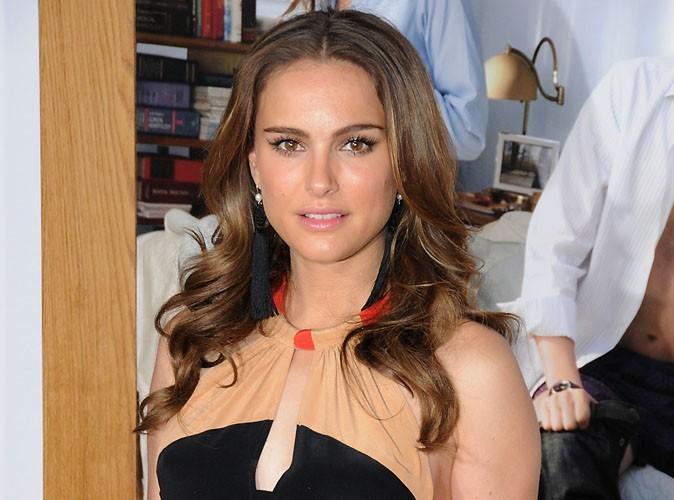 Natalie Portman : elle s'affiche enfin avec son bébé Aleph...
